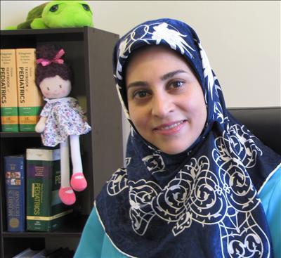 دکتر مرجان عباسی متخصص کودکان