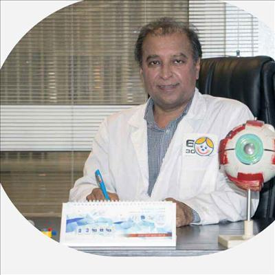 دکتر محمد اسحاقی فوق تخصص جراحی پلاستیک چشم و انحراف