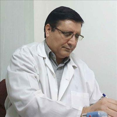 دکتر محمدابراهیم قاسم پور متخصص ارتوپدی