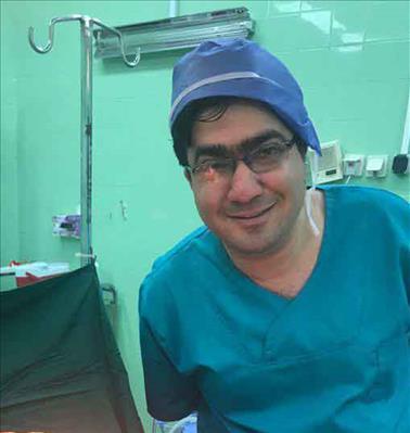 دکتر محسن چیت سازی متخصص بیهوشی و مراقبتهای ویژه ودرد